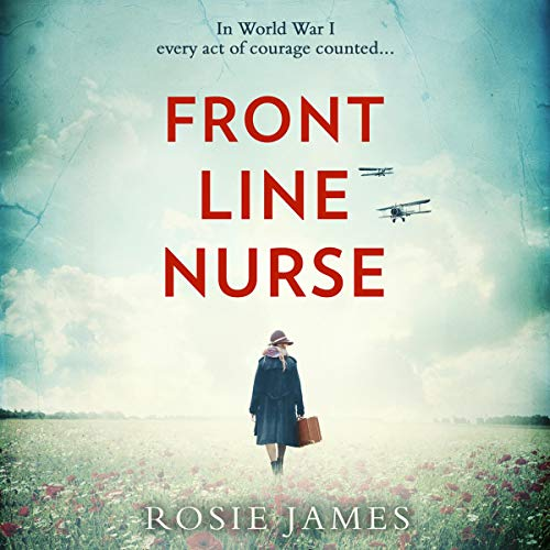 Front Line Nurse audiobook cover art