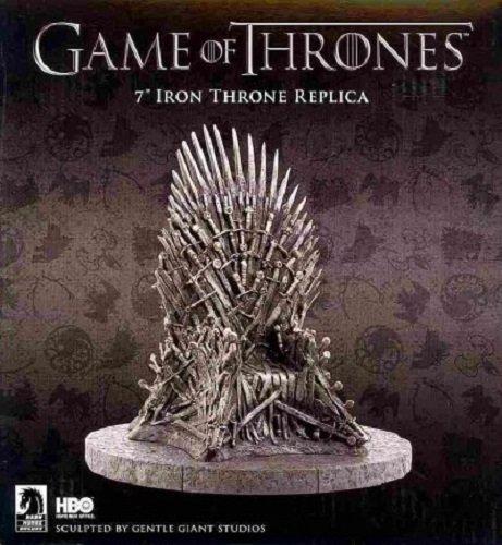 "Game of Thrones: Estatua - Replica Trono de Hierro 7\"""