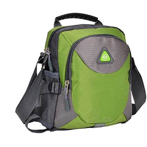 DELEY Casual Unisex Outdoor Travel Gear Draagtas Schouder Crossbody Tas