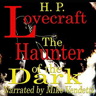 The Haunter of the Dark cover art