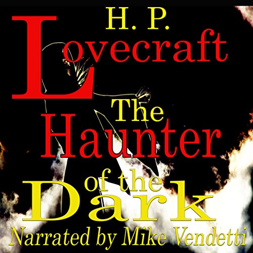The Haunter of the Dark audiobook cover art