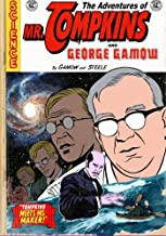 The Adventures of Mr. Tompkins and George Gamow