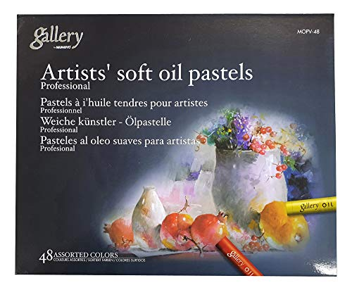 MUNGYO Gallery Soft Oil Pastels