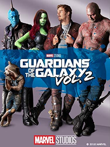 Guardians of the Galaxy Vol 2 Theatrical product image