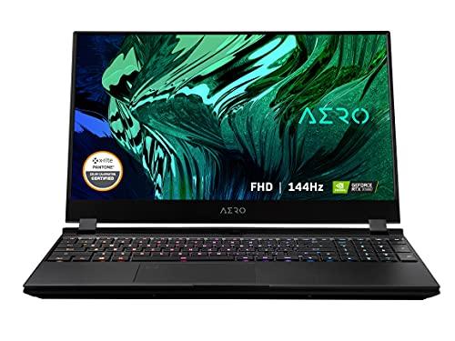 "GIGABYTE AERO 15 XC - 15.6"", Intel Core i7-10870H, NVIDIA GeForce RTX 3070 8 GB GDDR6 Laptop GPU, 16 GB RAM, 512 GB SSD, Win 10 Home, Creator & Gaming Laptop (AERO 15 XC-8US1130SH)"