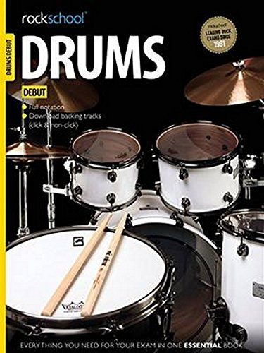 Rockschool Drums: Debut: Debut (2012-2018