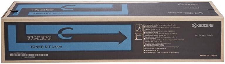 Mita Kyocera Toner Cartridge - Tk-8305, Cyan