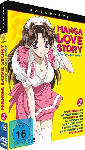 Step Up Love Story - Manga Love Story 2