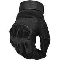 COTOP Unisex - Guantes de Moto para Adultos, Talla M, Color Negro