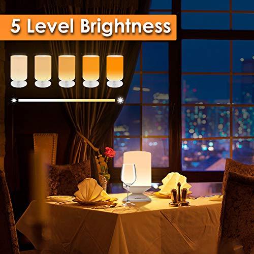 Auxmir Lámparas de mesa