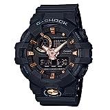 Casio G-Shock By Unisex Analog-Digital GA710B-1A4 Watch Black