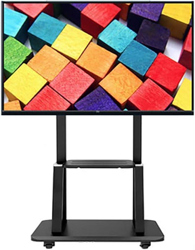 2021 spring and summer new YYLL TV Mount Floor Type Mobile Mul Max 89% OFF Rolling Kindergarten Cart