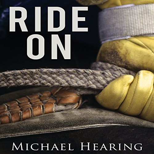 Ride On audiobook cover art