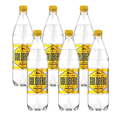 Goldberg Tonic Water 6 x 1 Liter