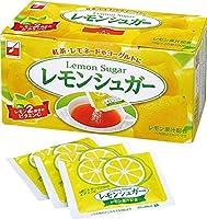 スプーン印 レモンシュガー (10箱セット) 10g×20袋入 [1袋にレモン2個分のビタミンC ] 紅茶 レモネード / 砂糖 レモン風味/水分補給/経口補水液