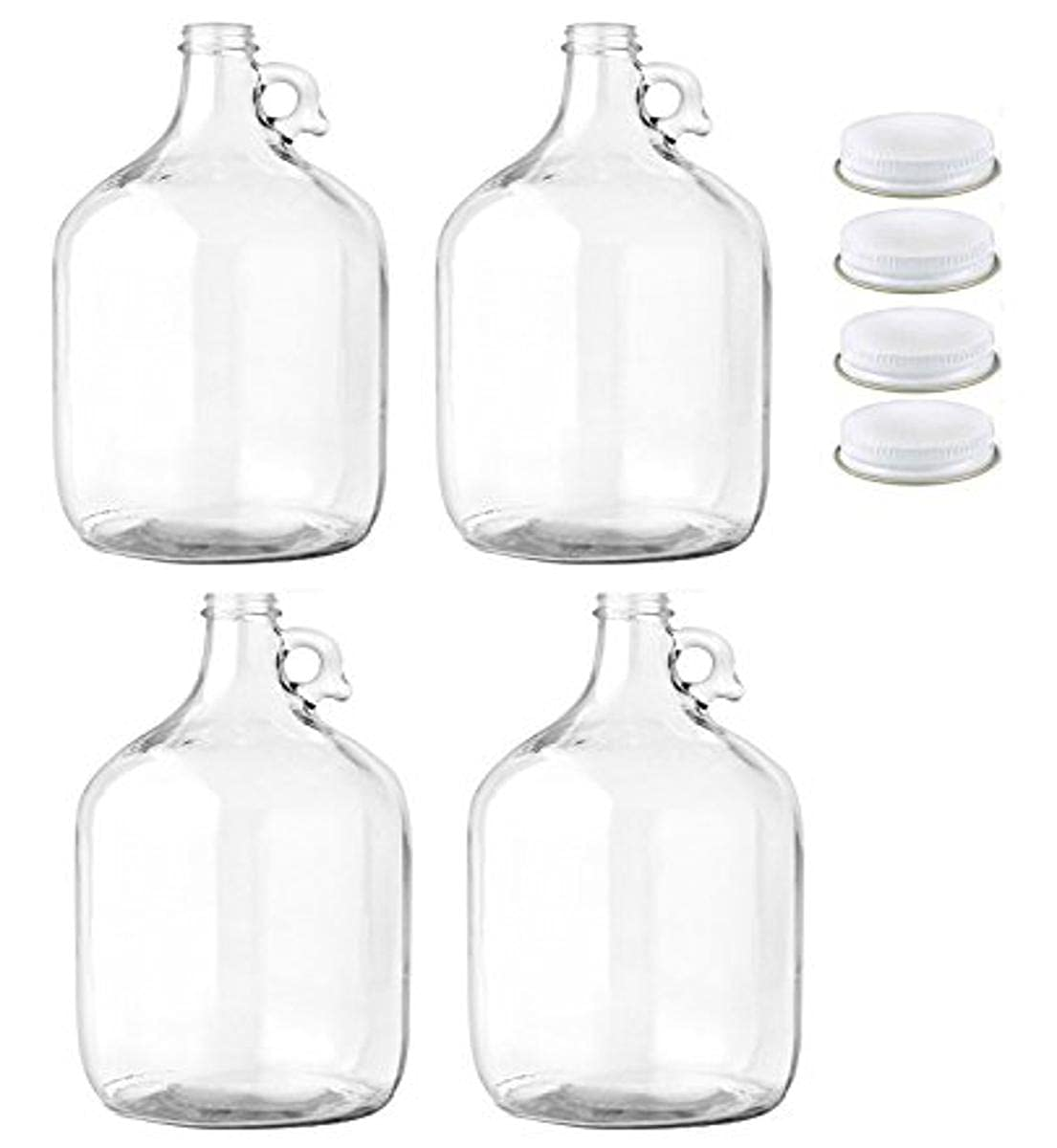 Free shipping anywhere in the nation FastRack Glass Japan Maker New Water Bottle Includes 38mm Metal Screw 1 Cap ga