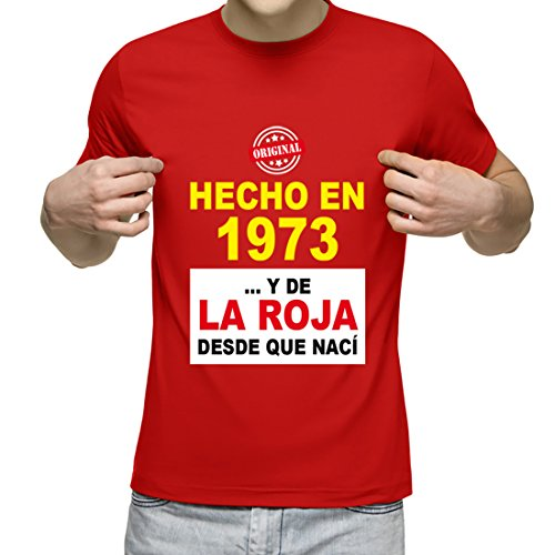 Camiseta Personalizada con Fecha de Nacimiento y la Frase