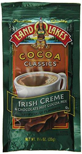 irish hot chocolate - 1
