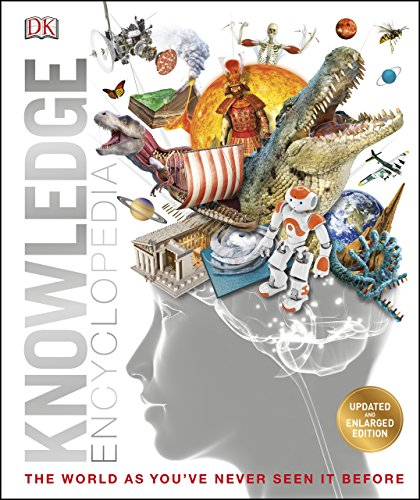 Knowledge Encyclopedia: Updated and expanded edition (Dk Encyclopedia) (English Edition)