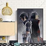 shuimanjinshan Plakat Naruto Uchiha Itachi Anime Manga