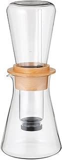 iwaki(イワキ) 耐熱ガラス SNOWTOP ウォータードリップ コーヒーサーバー 440ml K8644-M