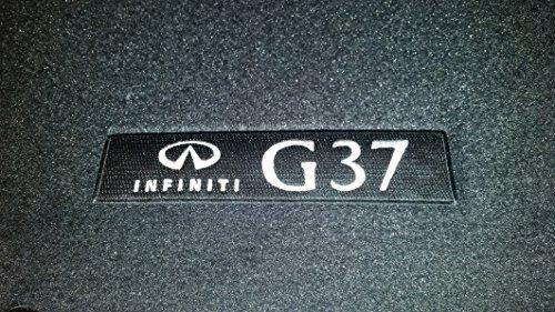Infiniti 2008 to 2013 G37 2 Door Coupe Factory Carpeted Floor Mats - Black