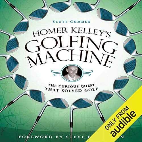 Homer Kelley's Golfing Machine audiobook cover art