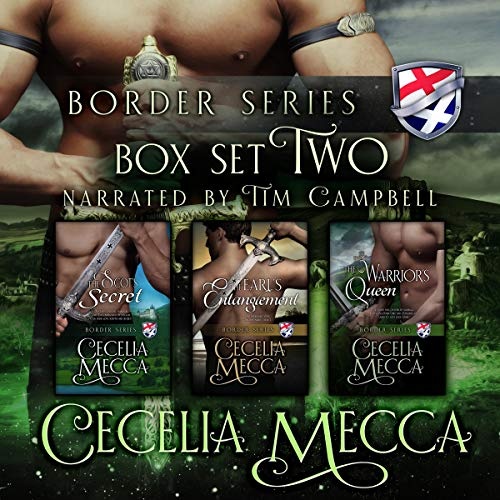 Border Series: Books 4-6 cover art