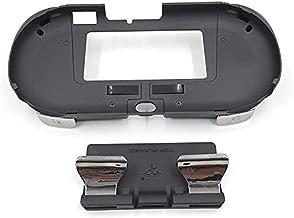 $34 » New L3 R3 Matte Hand Grip Handle Joypad Stand Case + L2 R2 Trigger Button for PSV 2000 PSV2000 PS VITA 2000 Slim Game Console (Black)