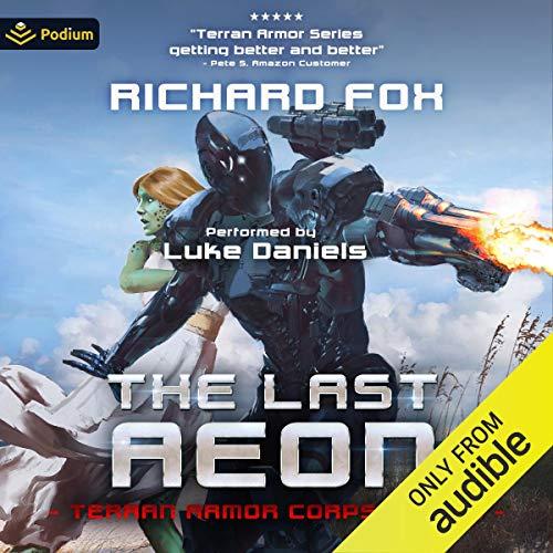 The Last Aeon Audiobook By Richard Fox cover art