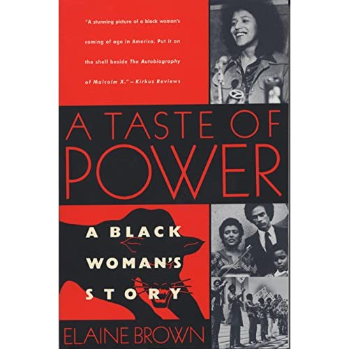 A Taste of Power: A Black Woman's Story (English Edition)