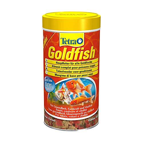 TETRA Goldfish flakes bio active - Aliment Complet en...