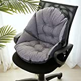 KongEU Sitzkissen weich Premium Kissen bietet Luxus Komfort Mode Stuhlkissen Indoor Outdoor Stuhl Pads Sitz