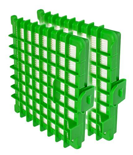 Invest Pack de 2 filtros HEPA para aspiradora Rowenta Silence Force ZR002901 (2)