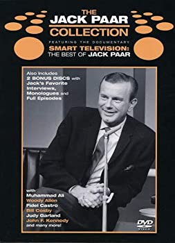 DVD The Jack Paar Collection Book