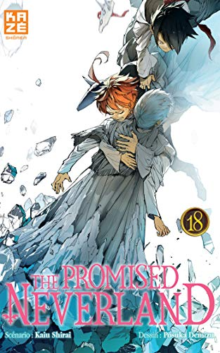 The Promised Neverland Edition simple Tome 18