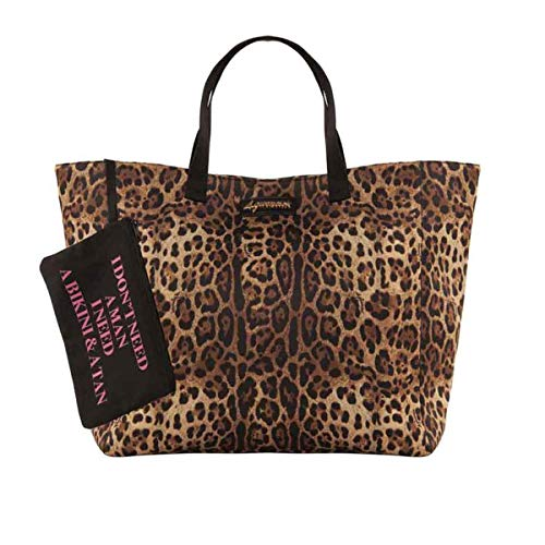 borsa mare 4giveness Borsa mare leopardo 4Giveness donna DONNA Multicolore FGAW0915