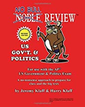 No Bull Review - For Use with the AP US Government and Politics Exam