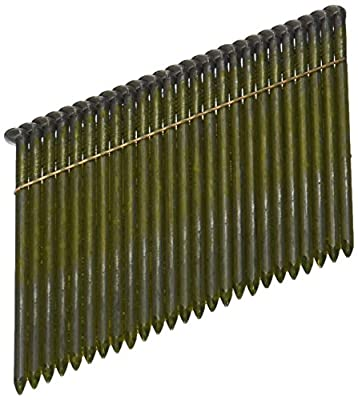 BOSTITCH Framing Nails, 28 Degree, Wire Weld,, 3-Inch x .120-Inch, 2000-Pack (S10D-FH) from Bostitch