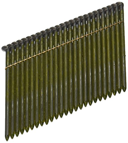 BOSTITCH Framing Nails, 28 Degree, Wire Weld,, 3-Inch x .120-Inch, 2000-Pack (S10D-FH),Brite,Medium