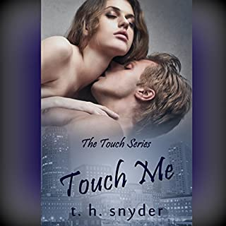Touch Me audiobook cover art