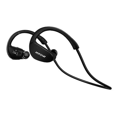 Mpow Cheetah Auriculares estéreo deportes Bluetooth 4.1 para correr cascos deportivos de manos libre, Deportes