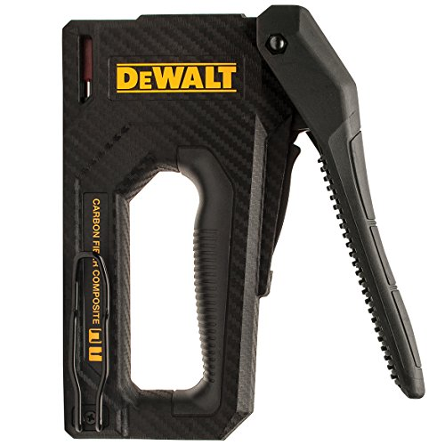 DeWalt DWHT80276 Carbon Fiber Composite Staple and Brad Gun