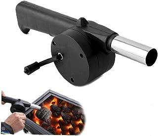 La cocci/ón al Aire Libre del Ventilador del Aire de la Fan del BBQ para la Barbacoa maneja la Herramienta de la manivela