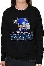 Sonic The Hedgehog Gotta Go Fast Women's Sweatshirt