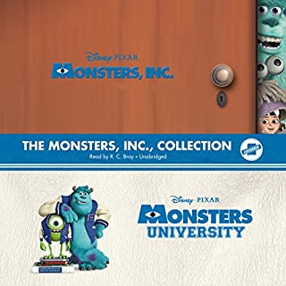 The Monsters, Inc., Collection cover art