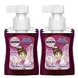 Sagrotan Kids Samt-Schaumseife Erdbeere – Antibakterielle Schaumseife mit farbigem Schaum – 6 x...