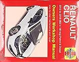 Renault Clio petrol & diesel ('13-'18) 62 to18