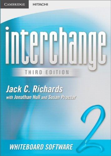 Interchange Whiteboard Software 2 (Interchange Third Edition)