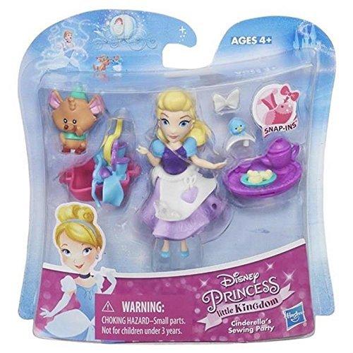 Disney Princesas Disney Mini-muñecas (Hasbro B5331EU40), modelos surtidos, 1 unidad